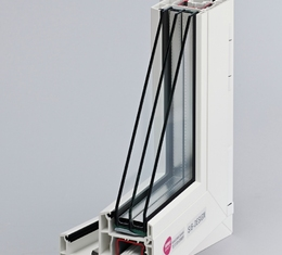 Пластиковое окно Rehau SIB-DESIGN