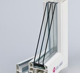 Пластиковое окно Rehau GENEO