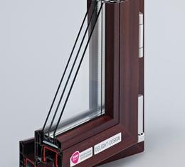 Пластиковое окно Rehau DELIGHT-DESIGN